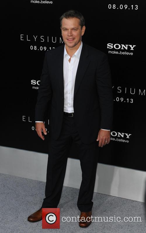Matt Damon 9