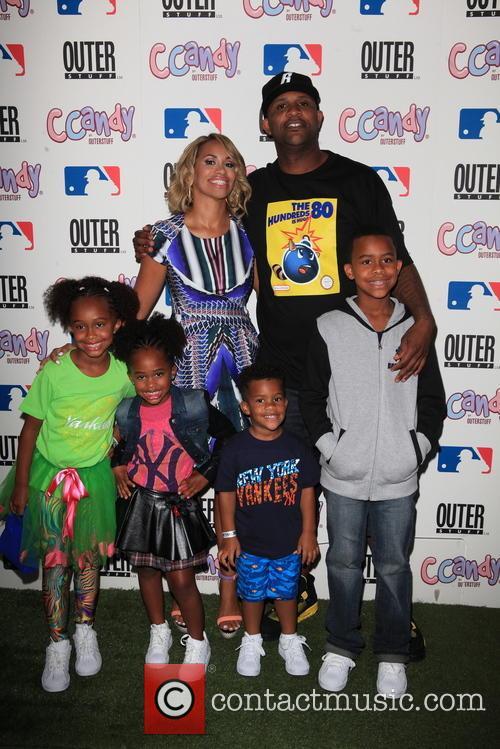 Cc Sabathia, Amber Sabathia and Children 6