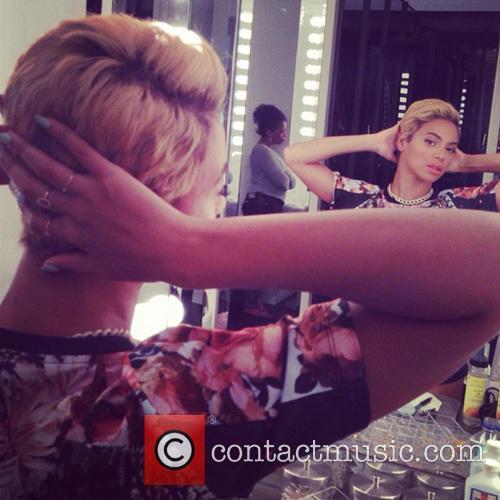 Beyonce Knowles Instagram