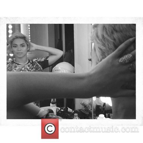 Beyonce New Hair Instagram