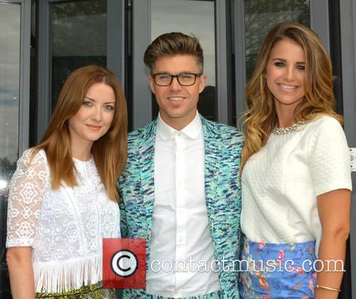 Vogue Williams, Jennifer Maguire and Darren Kennedy 4