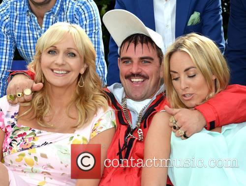 Miriam O'callaghan, Andy Quirke Aka Damo and Kathryn Thomas 6