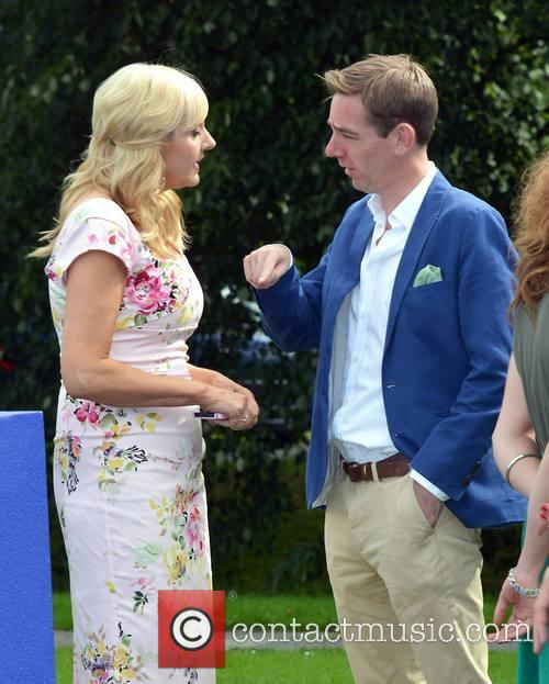 Miriam O'callaghan and Ryan Tubridy 5