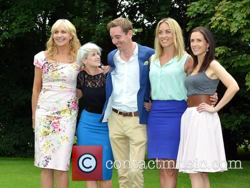 Miriam O'callaghan, Sinead Kennedy, Ryan Tubridy, Kathryn Thomas and Maia Dunphy 2