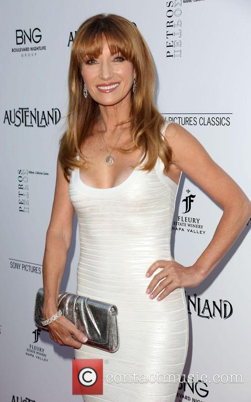 Jane Seymour, ArcLight Hollywood