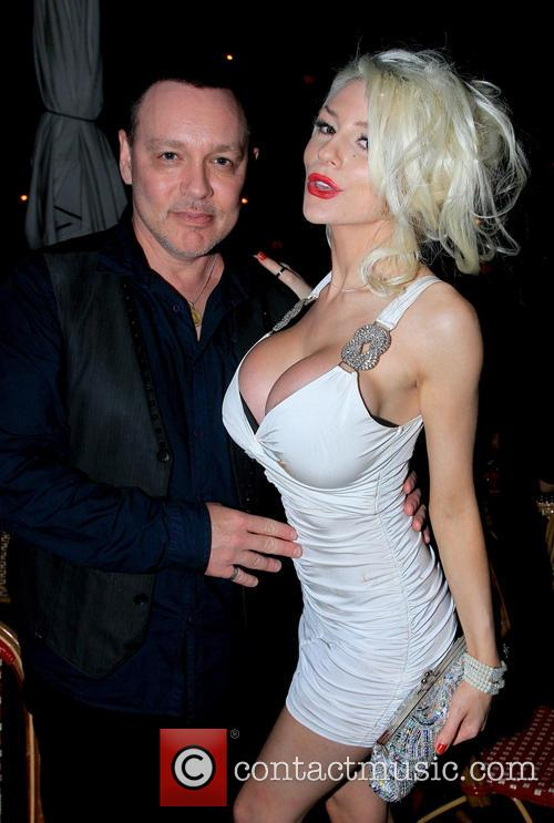 Courtney Stodden, Doug Hutchison Spotted at Chateau Marmont