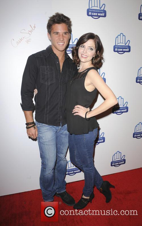 Casey Moss and Jen Lilley