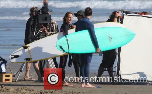 helen hunt luke wilson helen hunt on location 3805150