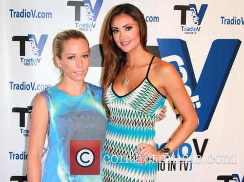 Katie Cleary and Kendra Wilkinson 5
