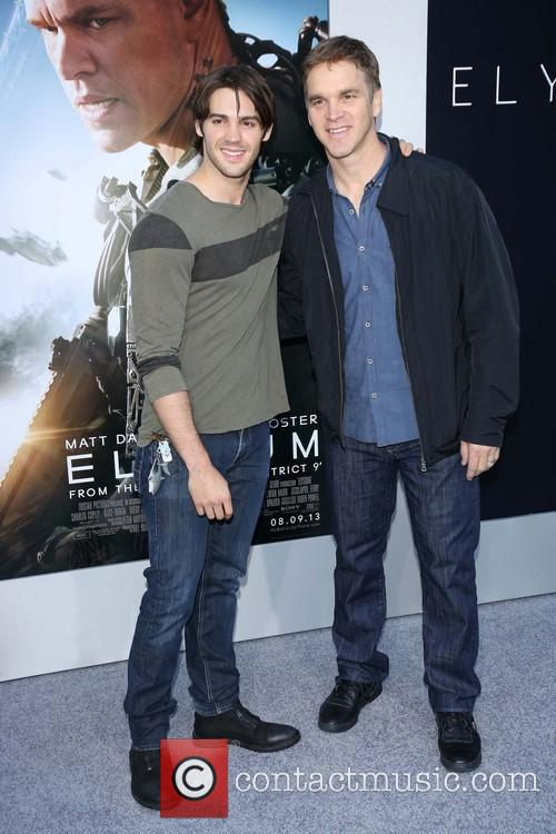 Steven R. Mcqueen and Luc Robitaille 2