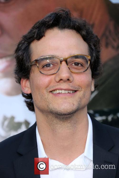 Wagner Moura At Elysium Premiere