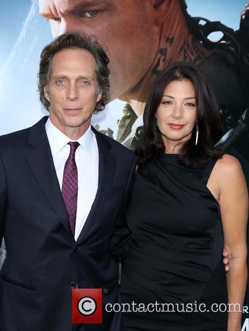 William Fichtner and Kymberly Kalil 3