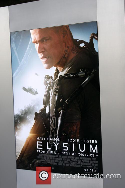 Elysium Poster 4