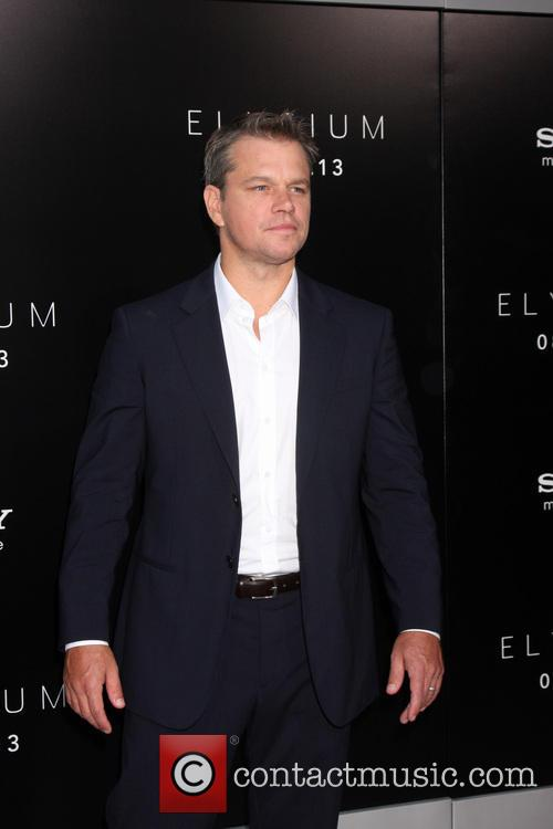 Matt Damon 7