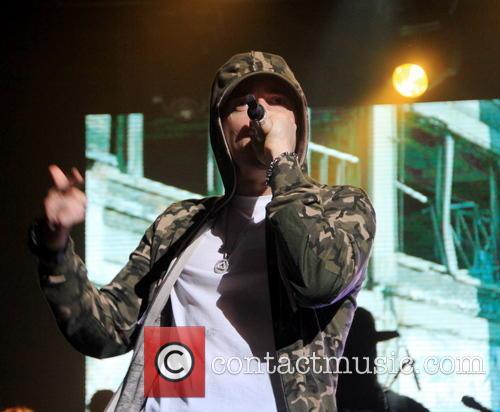 Eminem, Pier 36