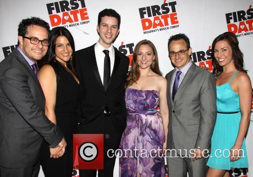 Austin Winsberg, Amy Winsberg, Alan Zachary, Jenny Ashman, Michael Weiner and Wendi Bergamini 3
