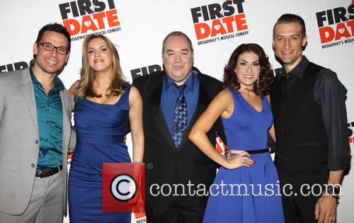 First Date Opening Night after party