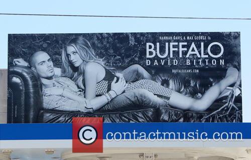 Billboard, Hannah Davis and Max George 4