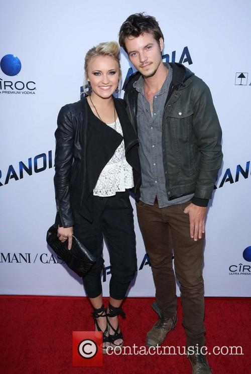 Emily Osment and Nathan Keyes 7