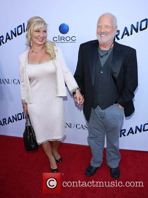 Richard Dreyfuss and Svetlana Erokhin