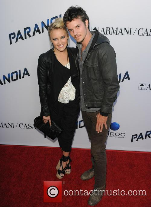 Emily Osment and Nathan Keyes 5