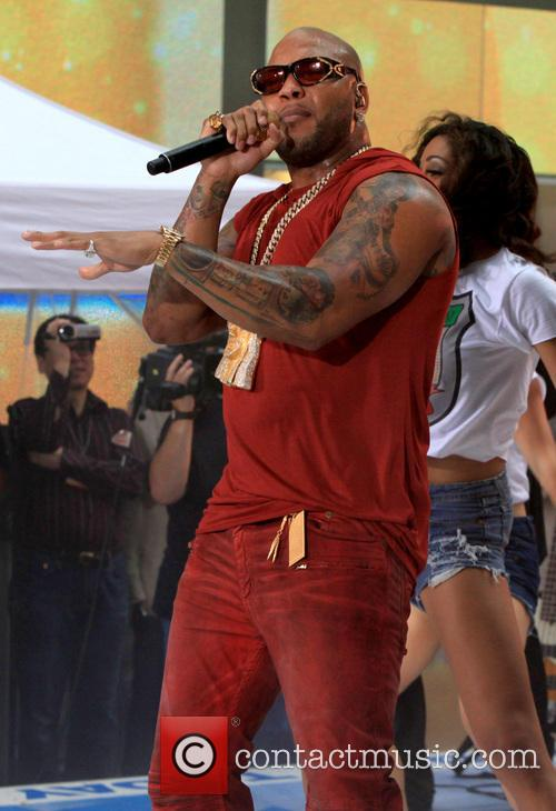 Flo Rida and Tramar Lacel Dillard 3