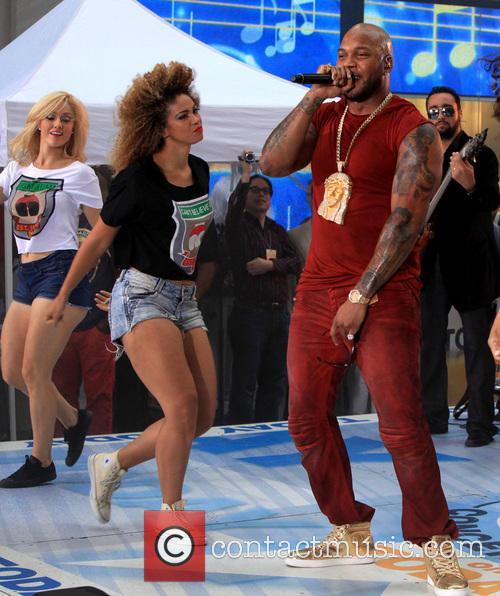 Flo Rida and Tramar Lacel Dillard 14