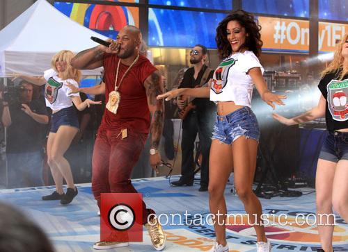 Flo Rida and Tramar Lacel Dillard 15