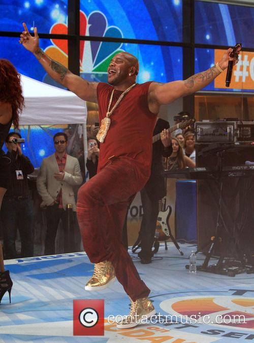 Flo Rida and Tramar Lacel Dillard 16