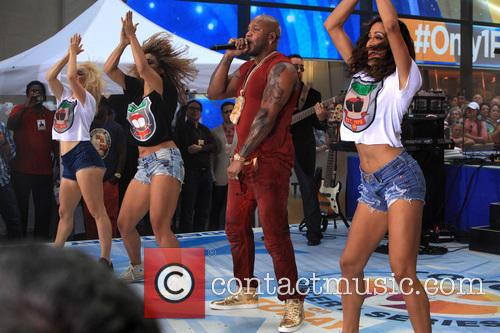 Flo Rida and Tramar Lacel Dillard 25