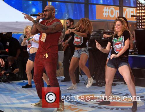 Flo Rida and Tramar Lacel Dillard 26