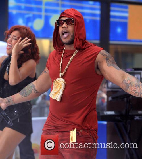 Flo Rida and Tramar Lacel Dillard 27