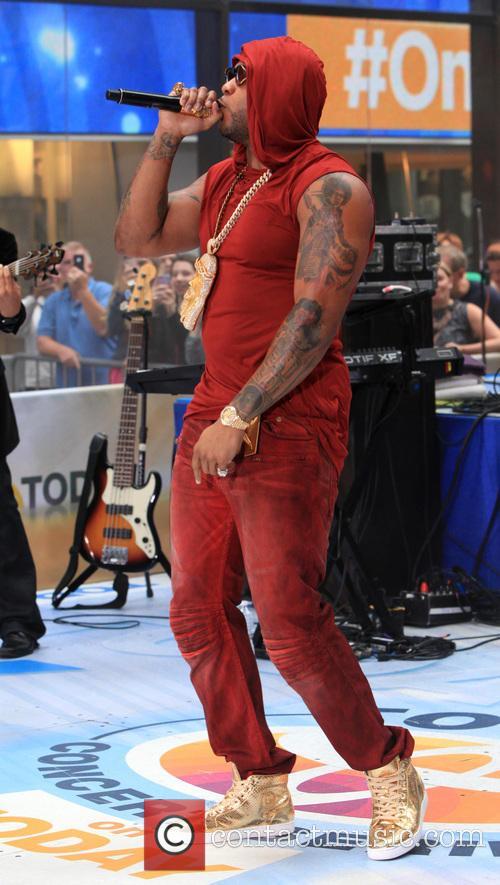 Flo Rida and Tramar Lacel Dillard 28