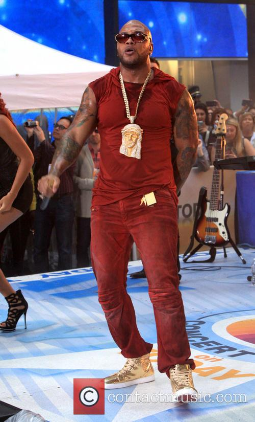 Flo Rida and Tramar Lacel Dillard 36