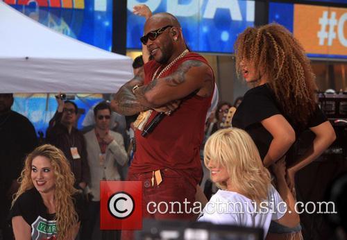 Flo Rida and Tramar Lacel Dillard 37