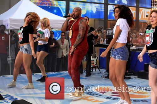 Flo Rida and Tramar Lacel Dillard 38