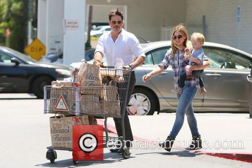 hilary duff luca duff mike comrie hilary duff and 3806414