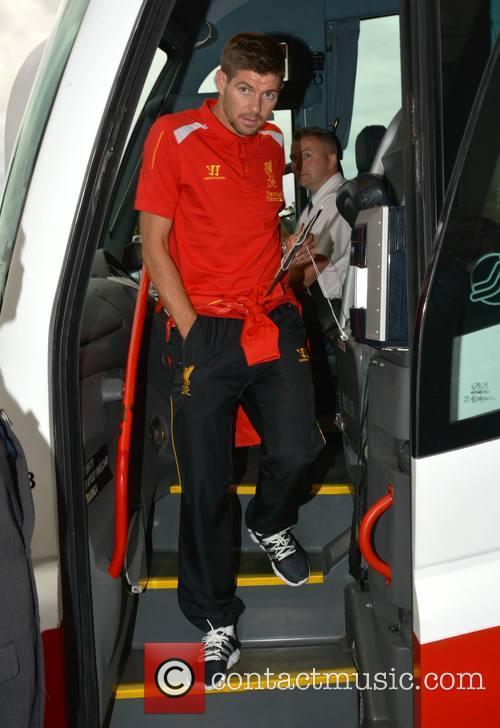 Steven Gerrard 10
