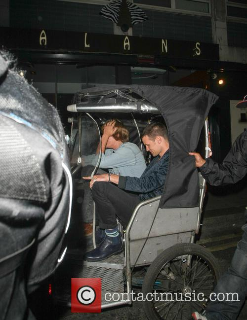 matt smith matt smith takes rickshaw home 3805440
