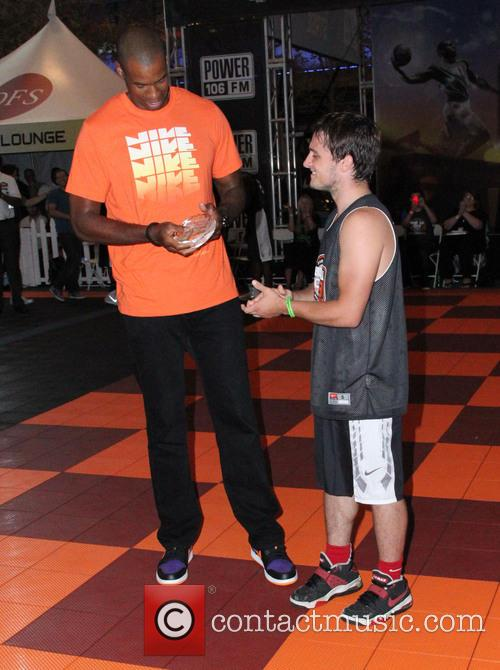 Josh Hutcherson and Jason Collins 3