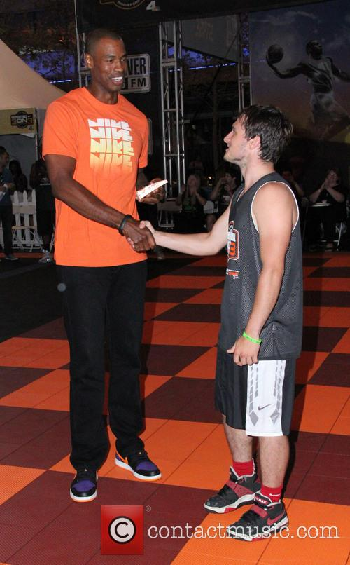 Josh Hutcherson and Jason Collins 10