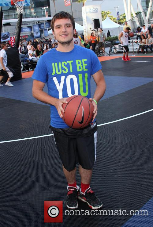Josh Hutchenson, Nike Basketball Tournament