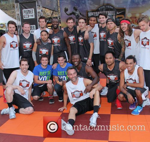 the 5th annual nike basketball 3on3 3807154