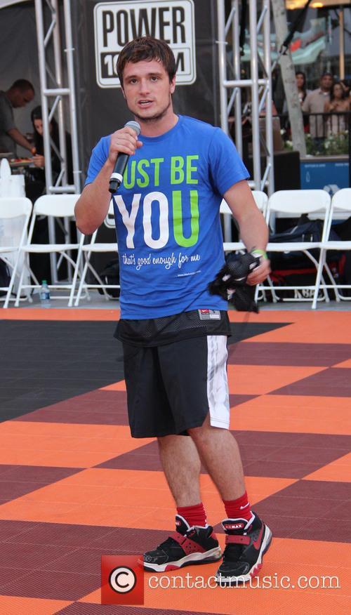 Josh Hutcherson, LA LIVE