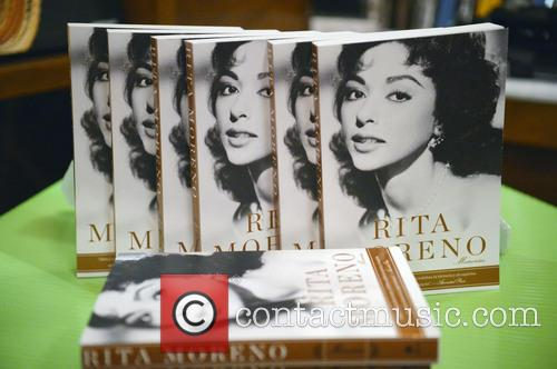 Rita Moreno, Rita Morenao and A Memoir 5