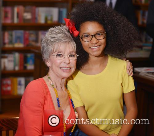 rita moreno rita moreno greets fans and 3807230