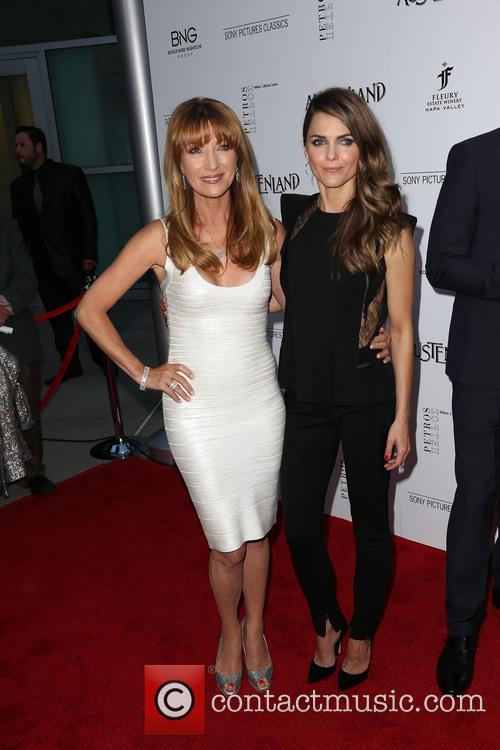Jane Seymour and Keri Russell 1