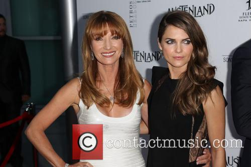 Jane Seymour and Keri Russell 3