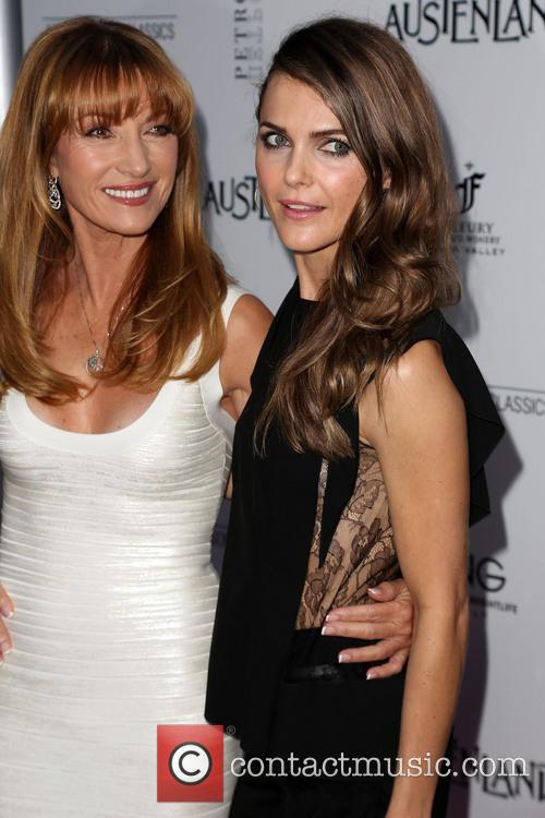 Jane Seymour and Keri Russell 4