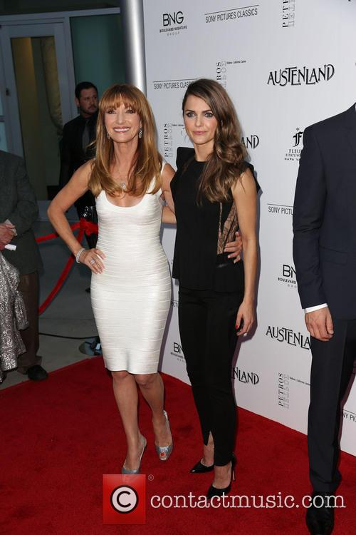 Jane Seymour and Keri Russell 5